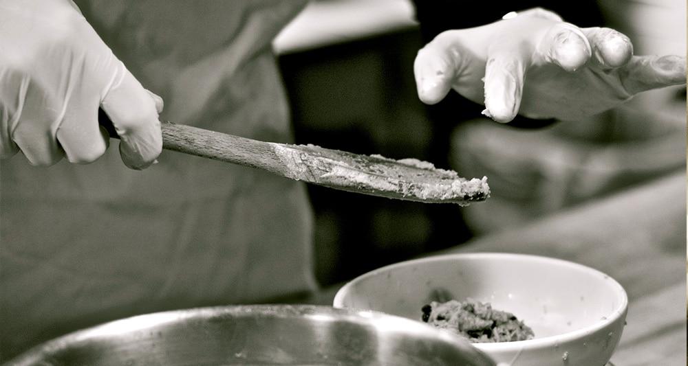 Préparation de biscuits