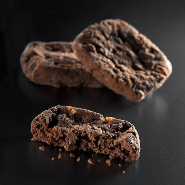 Biscuit Chocolat Caramel