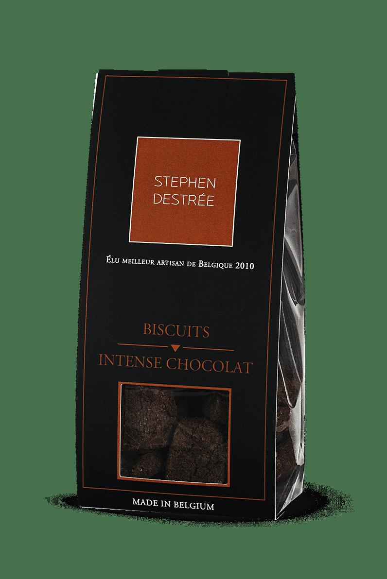 Biscuits Intense Chocolat