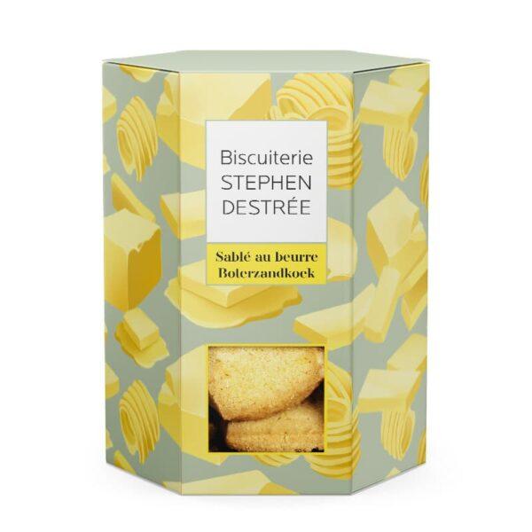 Biscuit sablé au beurre