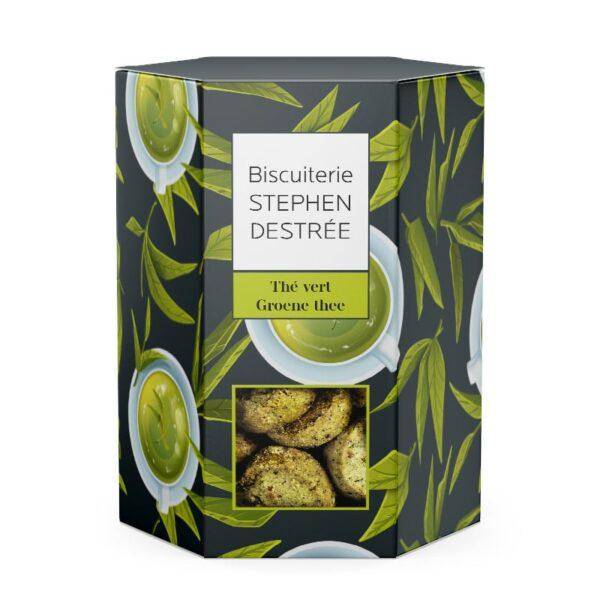 Biscuit thé vert