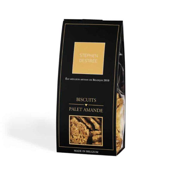 biscuit palet amande sachet 100g